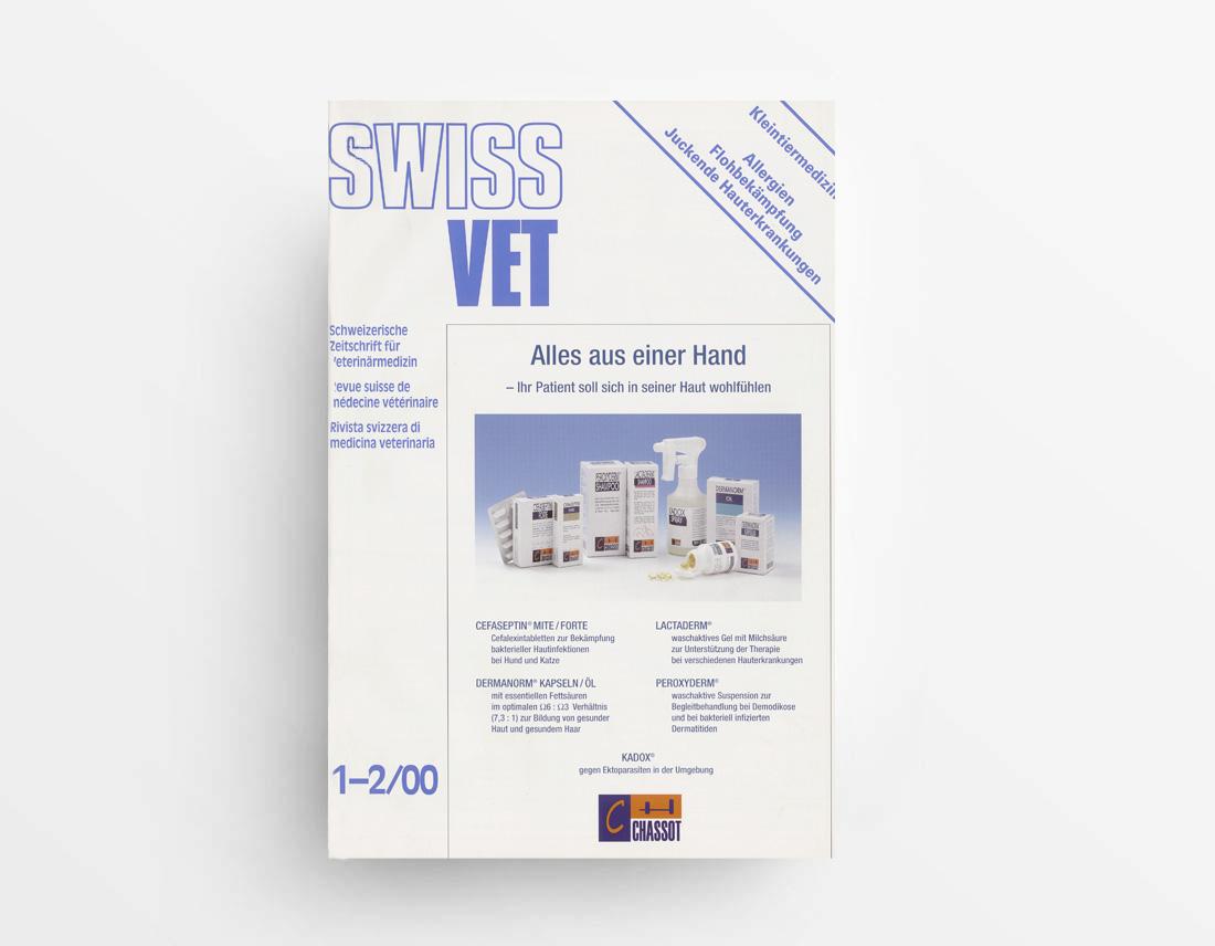 SWISS-VET-SCHWEIZERISCHE-ZEITSCHRIFT-FÜR-Veterinärmedizin