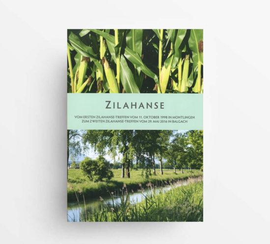 Die Zilahanse - Nachkommen des Johannes Wüst - ISBN-978-3-033-05503-2